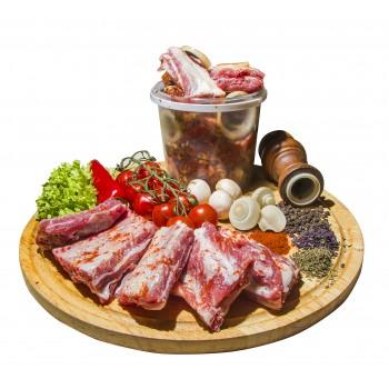 Ребро свиное маринованное